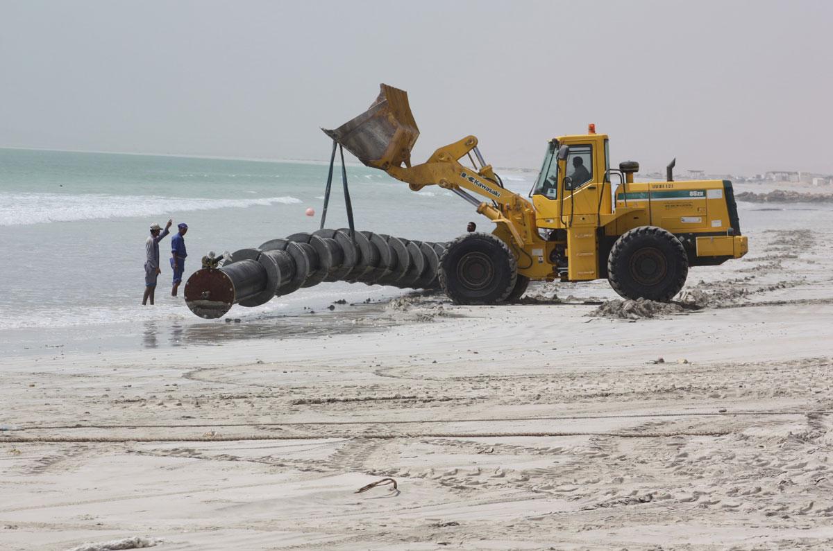Desalination Plant contractors