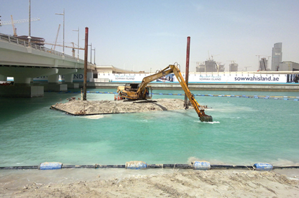 top dredging company in UAE