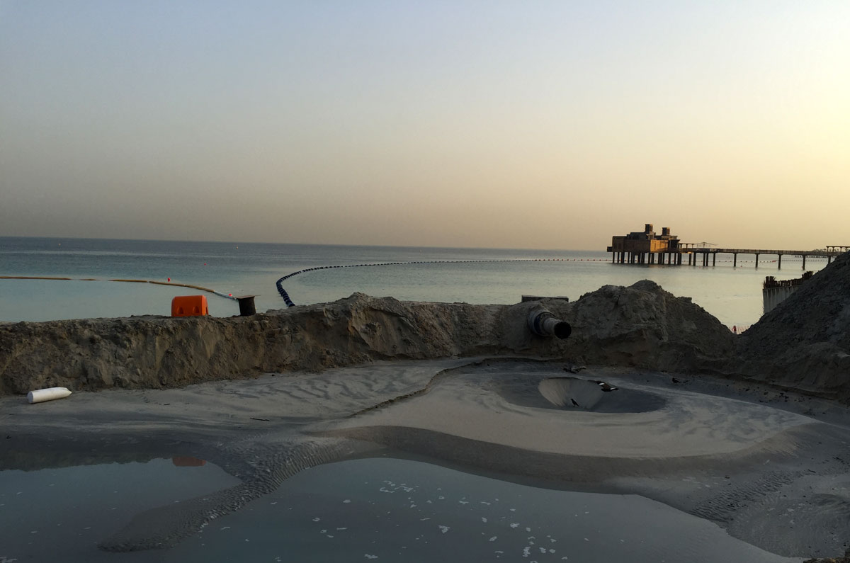 Beach Maintenance UAE