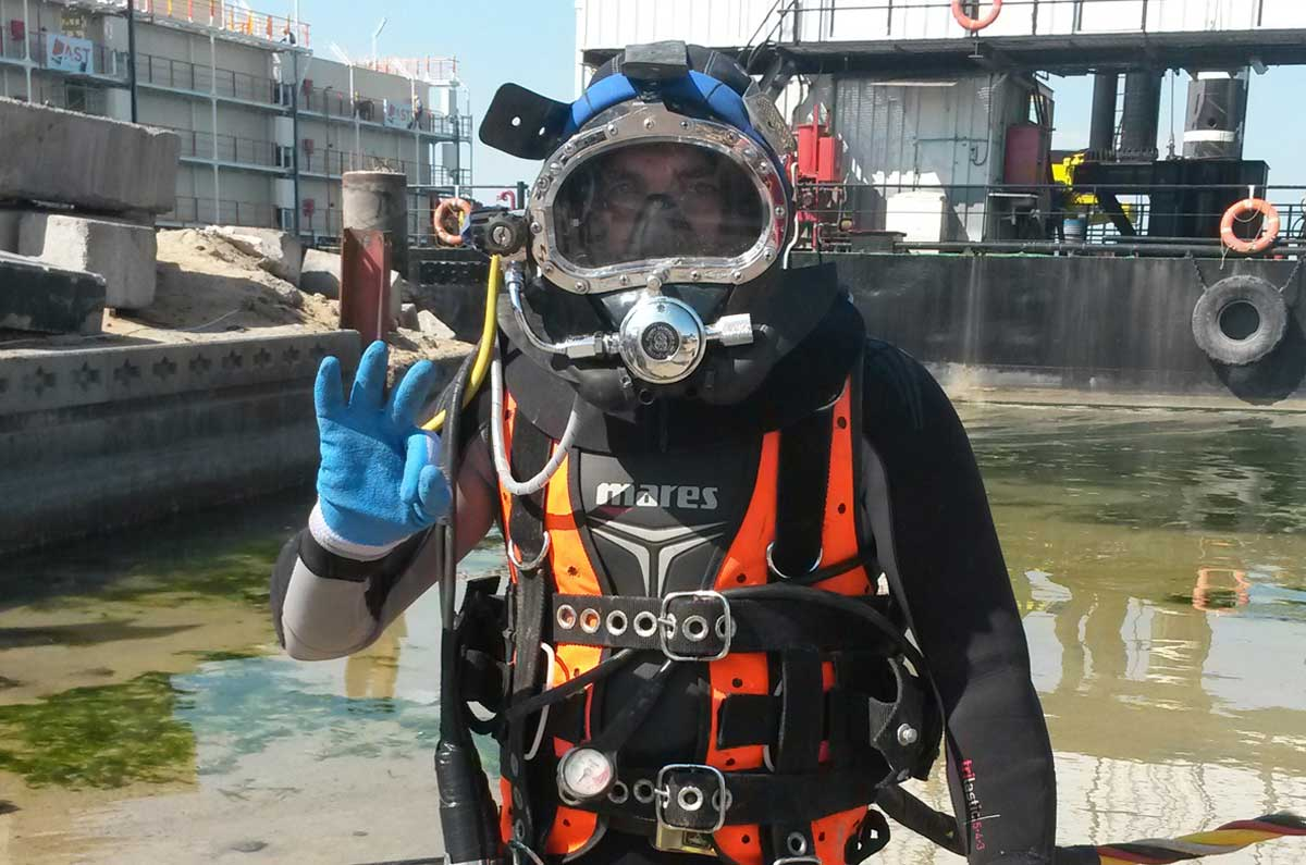 Diving Services UAE