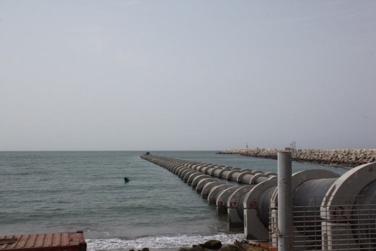 Offshore Pipeline Installation Oman