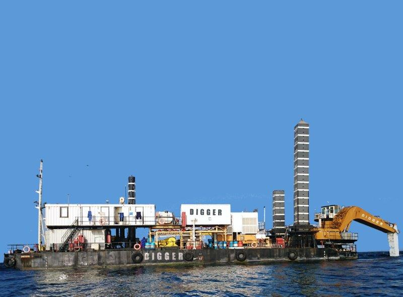 Offshore Dredging and Pipeline Installation