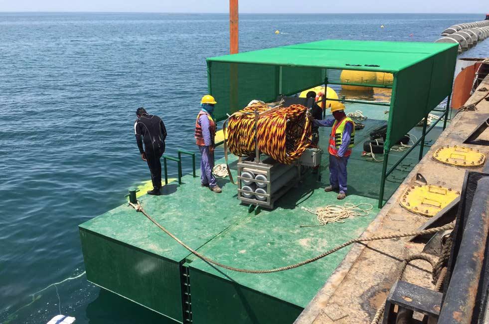 diving service uae